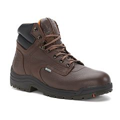 Timberland PRO Titan Men's Waterproof Alloy Toe Work Boots by
