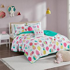 Urban Habitat Kids Water Melly Fruit Coverlet Set by