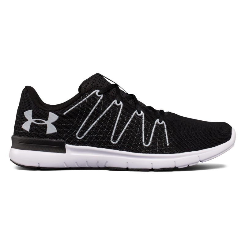 Under Armour Thrill 3 Men's Running Shoes, Size: 7, Black thumbnail