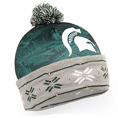 Adult Forever Collectibles Michigan State Spartans Light Up Beanie
