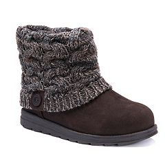 MUK LUKS Patti Women's Water Resistant Winter Boots