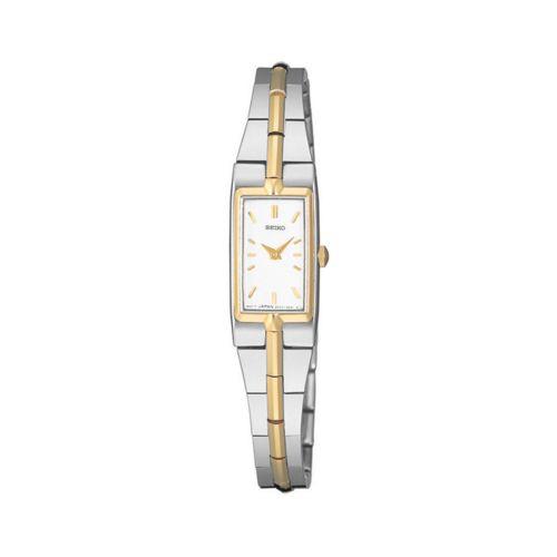 Seiko Two Tone Stainless Steel Watch - SZZC40 - Women