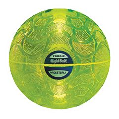 Tangle Green NightBall Basketball by