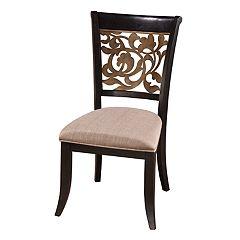 Hillsdale Furniture Bennington Dining Chair 2-piece Set by