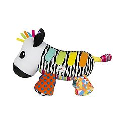 Lamaze Cosimo Concerto Zebra Plush Toy by