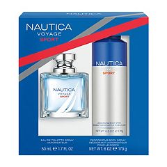 Nautica Voyage Sport Men's Cologne Gift Set