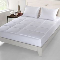 Cottonlux 500 Thread Count Cotton Mattress Pad by