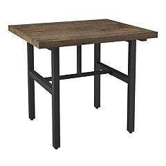 Alaterre Furniture Pomona Counter-Height Dining Table  by