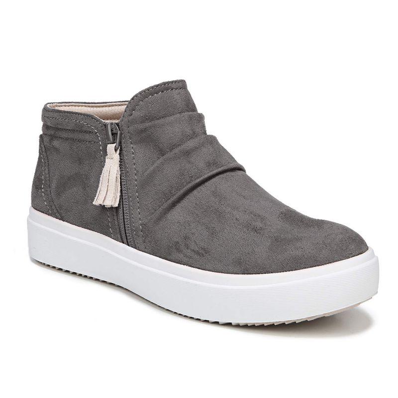 Dr. Scholl's Wander Women's Sneaker Boots, Size: medium (7.5), Grey thumbnail