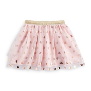 Disney's Minnie Mouse Girls 4-7 Tulle Glitter Skirt  by Jumping Beans®