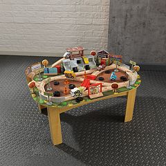 Disney / Pixar Cars 3 Thunder Hollow Track Set & Table By KidKraft by