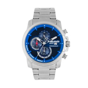 Head Men's Topspin Stainless Steel Chronograph Watch - HE-003-03