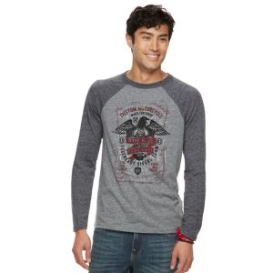 Men's Rock & Republic  Graphic Raglan Tee