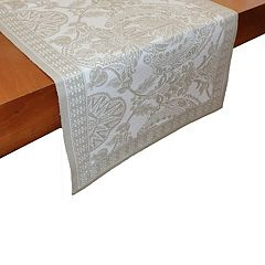 Vintage House by Park B. Smith Maya Table Runner 72\ by