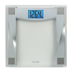 Taylor Glass Digital Bath Scale\n