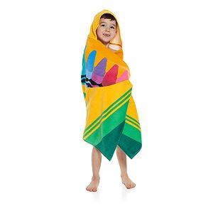 Kids Crayola Classic Hooded Towel