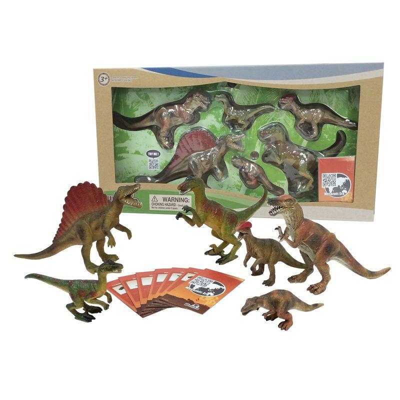 Nature Bound Wenno Dinosaur Safari Set, Multicolor thumbnail