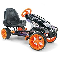 Nerf Battle Racer Ride-On Pedal Go-Kart by Hauk by