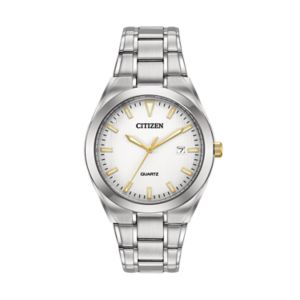 Citizen Men's Stainless Steel Watch - BI0959-56A!