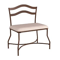 Hillsdale Furniture Ellery Vanity Bench by