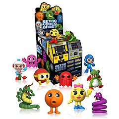 Funko Mystery Mini: Retro Video Games 12 pk. Live Action Figures