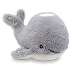 Carter's Plush Whale Projector with Lights & Sound by