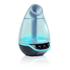 Babymoov Hygro+ Cool Mist Programmable Humidifier by