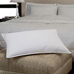Downlite Hotel Style White Goose Down Chamber Pillow by
