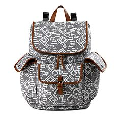 BB Gear by Baby Boom Tribal Backpack Diaper Bag by