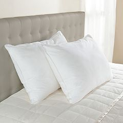 Downlite Medium EnviroLoft Down Alternative Pillow by