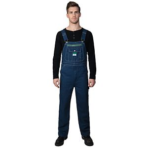 Men's Liberty Rigid Denim Bib Overall