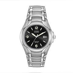Citizen Eco-Drive Men's Titanium Watch BM6060-57F