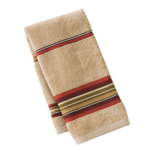 Madison Striped Hand Towel