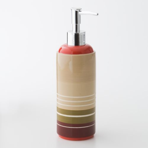 Madison Striped Soap Pump