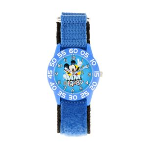 Disney's Steamboat Willie Mickey Mouse Time Teacher Watch