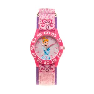 Disney Princess Cinderella Kids' Time Teacher Watch