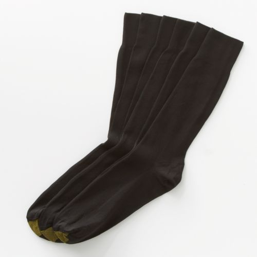 Men's GOLDTOE 3-pk. Metropolitan Dress Socks