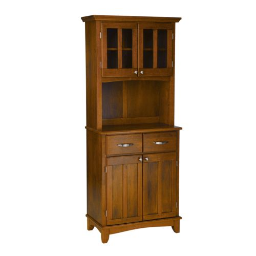 Small 2-Door Hutch Buffet