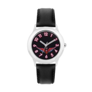 Disney•Pixar Coco Kids' Pepita Leather Watch