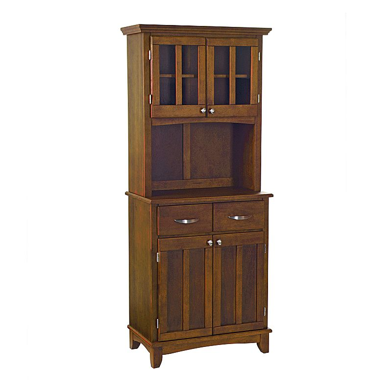 Small Hutch Buffet - Cherry Top