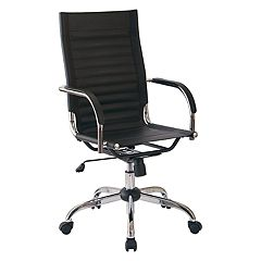 Ave Six Modern High-Back Desk Chair  by