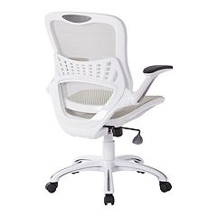 Ave Six Riley Mesh Desk Chair  by