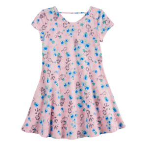 Disney's Beauty & The Beast Girls 4-10 Swing Dress by Jumping Beans®
