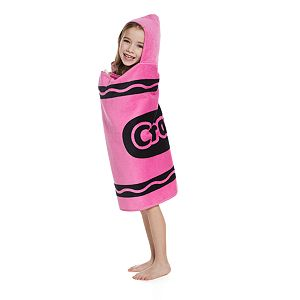Kids Crayola Hooded Towel