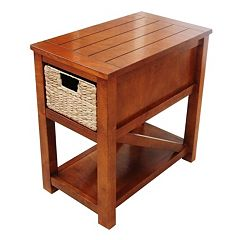 SONOMA Goods for Life Cameron Charging Station End Table by