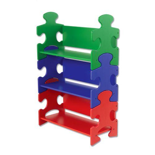 KidKraft Puzzle Bookshelf