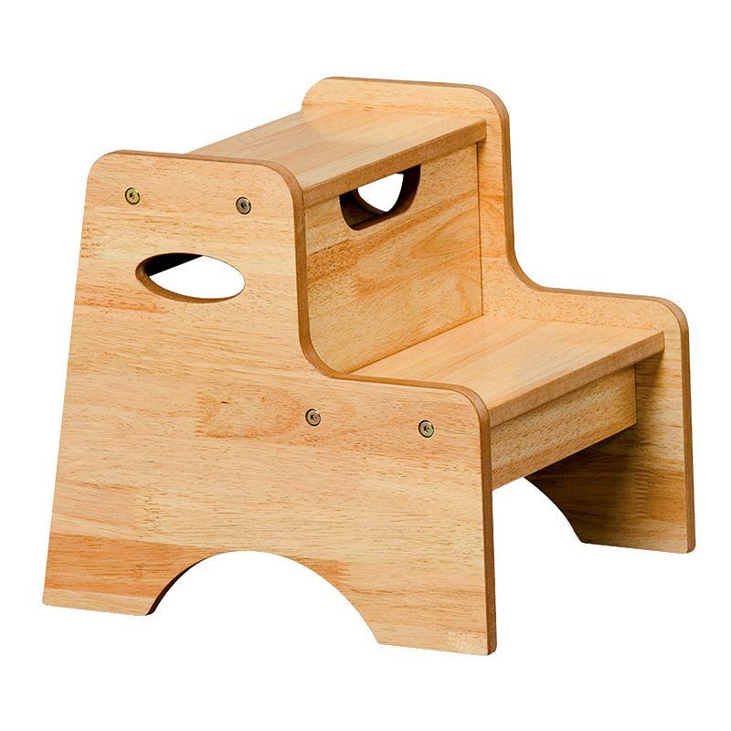 KidKraft Two-Step Stool - Natural