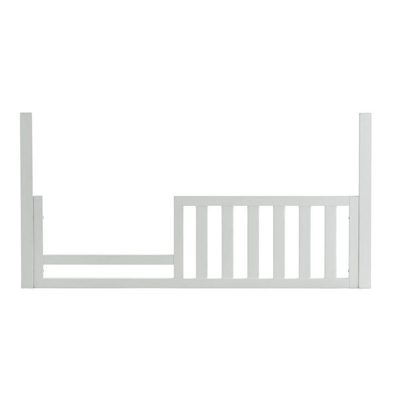 Kolcraft Harper Toddler Bed Rail, White thumbnail