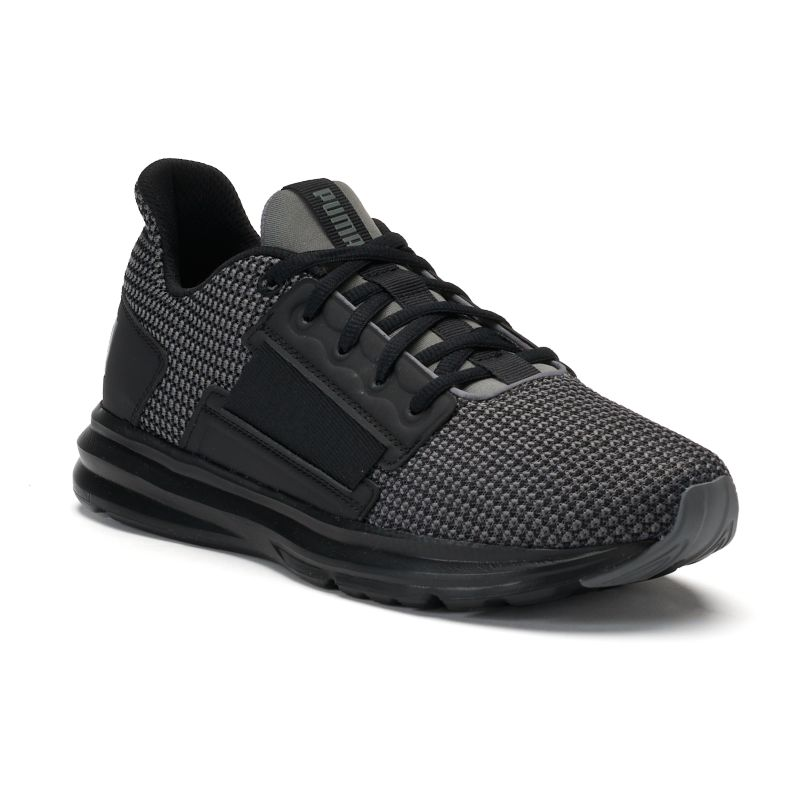 PUMA Enzo Street Knit Men's Running Shoes, Size: 7, Grey thumbnail