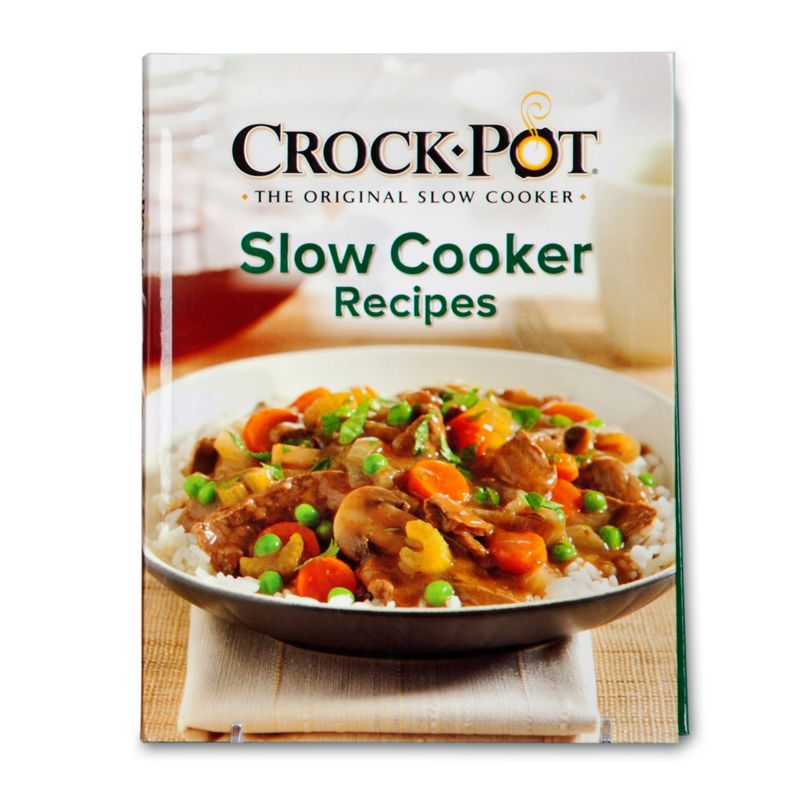 Crock-Pot Slow Cooker Recipe Book
